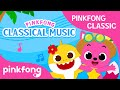 Pinkfong Classics: Classical Music in Baby Shark Songs | Pinkfong Songs for Children Mp3