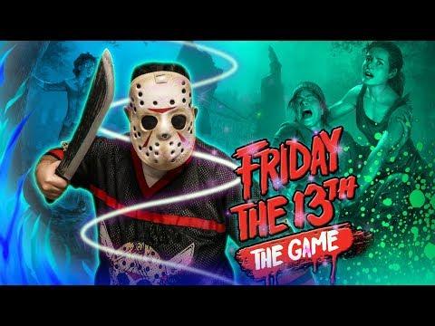 Morirete dal Ridere con Questo video | Friday the 13th