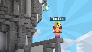 Touring TimeDeos Skyblock island (Hypixel Skyblock) ft. Timedeo
