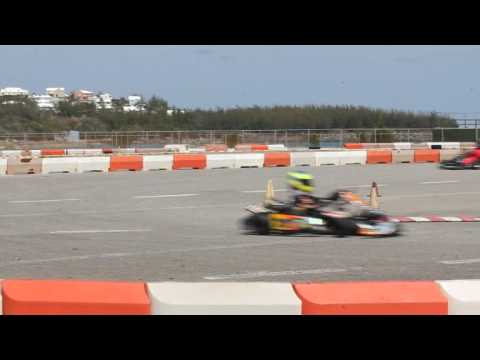 #2 Kart Racing Bermuda Apr 15 2012