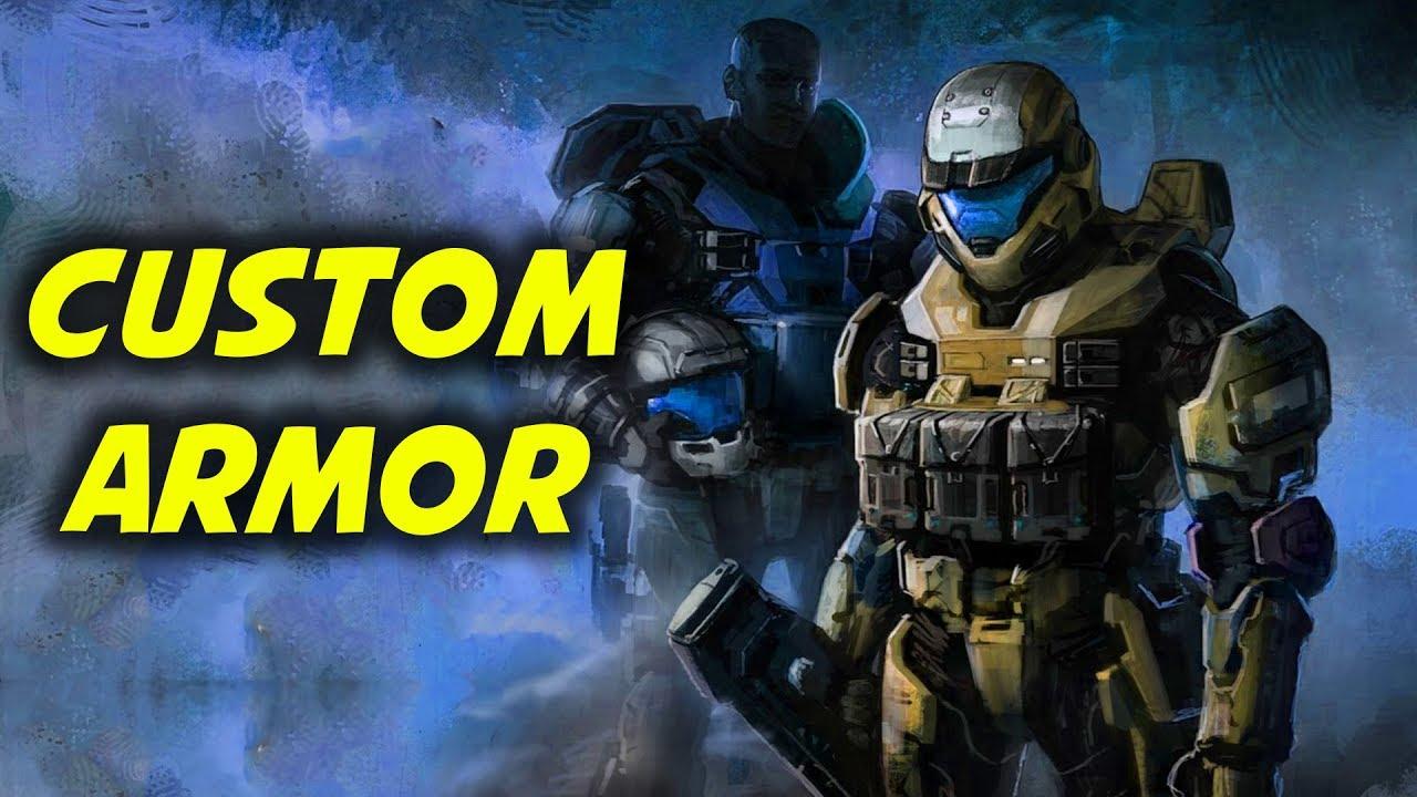 Halo Reach Mcc Armor Customization