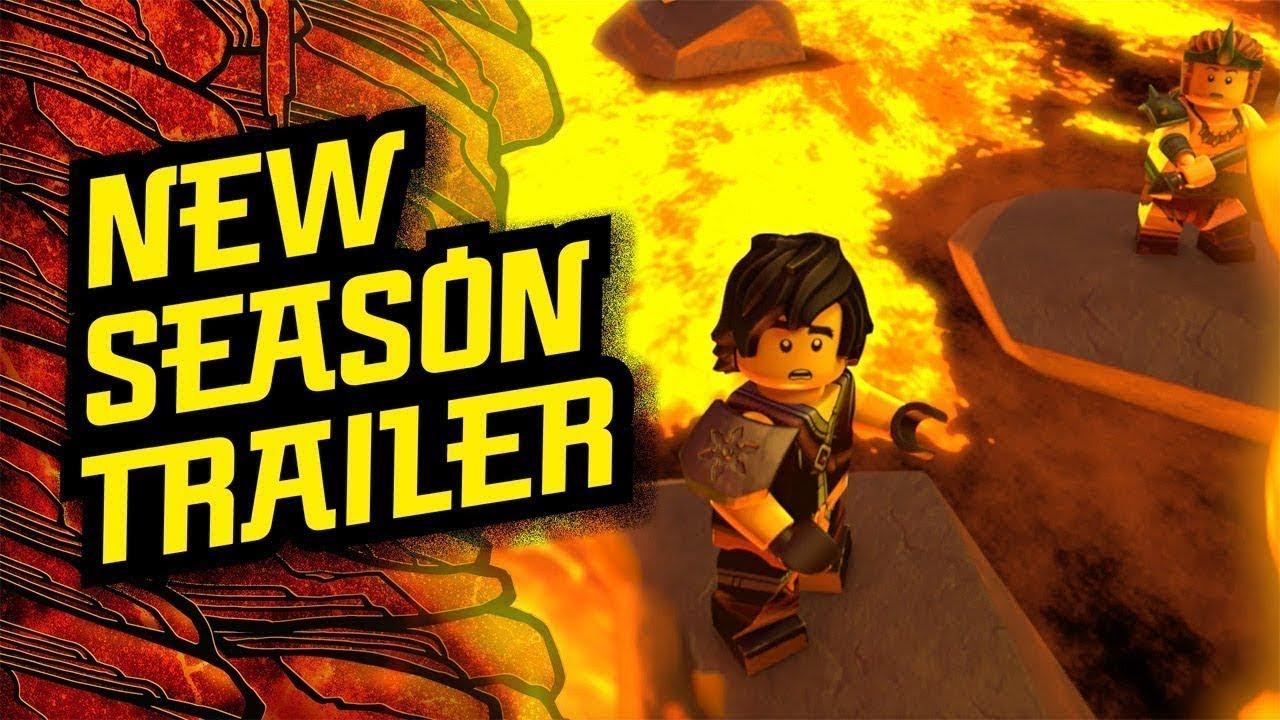 Lego Ninjago 13. évad trailer elemzés