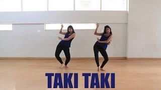 Taki Taki Choreography | DJ Snake ft. Selena Gomez, Ozuna, Cardi B | Ni Nachle | Dance Cover