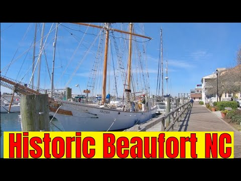 Voted Best Place To Live Beaufort North Carolina Carteret County NC