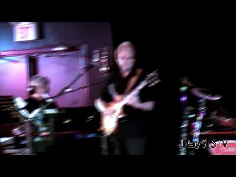 Mark O'Keefe Shredding on Guitar