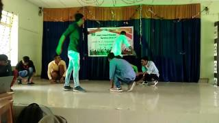 Best Comedy dance in AAU  Anand students