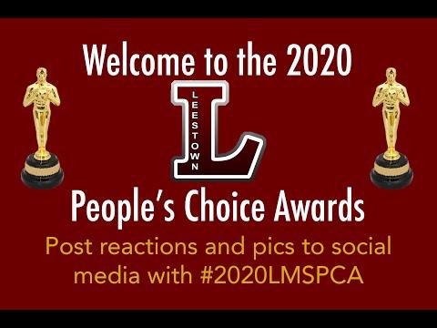 2020 Leestown Middle School Virtual People's Choice Awards