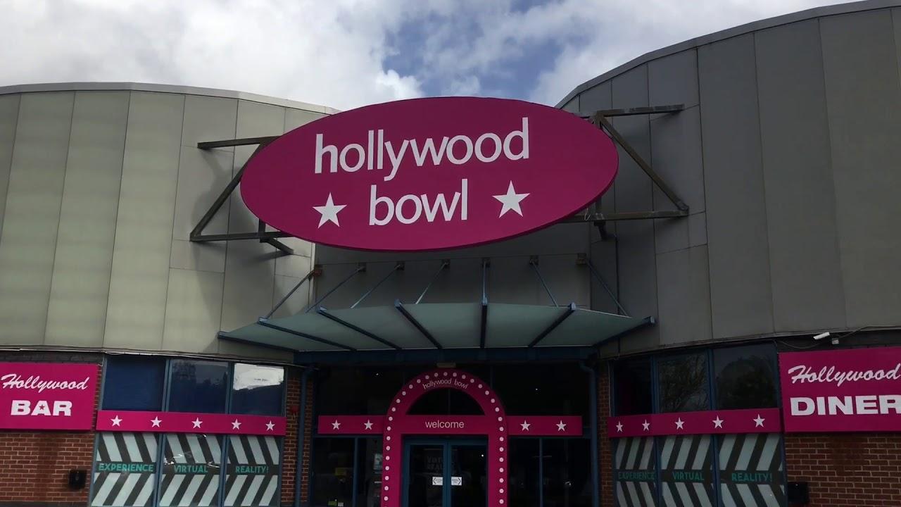 Hollywood Bowl Tunbridge Wells Youtube