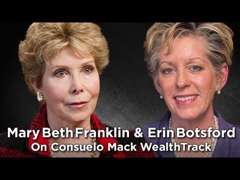 Mary Beth Franklin & Erin Botsford