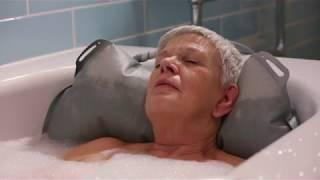 Inflatable Bath Lift Bathing Cushion Video