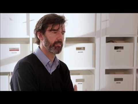 Stefan Sagmeister speaks about Six Things at The Jewish Museum