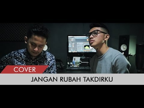 Andmesh - jangan rubah takdirku Cover by Vicky Salamor & Beby Baingan Mp3