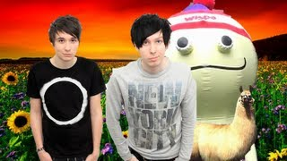 AmazingPhil and Danisnotonfire | Funny Moments! | PART 2!