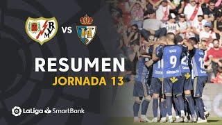 Resumen de Rayo Vallecano vs SD Ponferradina (1-3)