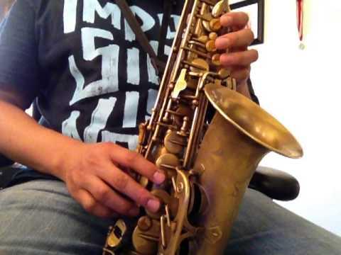 Leccion de Sax | Cielito Duranguense | Alacranes Musical