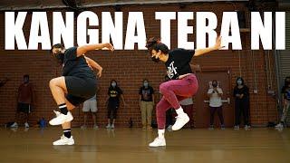 Kangna Tera Ni   Shivani Bhagwan and Chaya Kumar dance video | Dr. Zeus BollyFunk