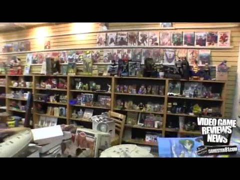 Visiting Collector's Marketplace with Gamester81