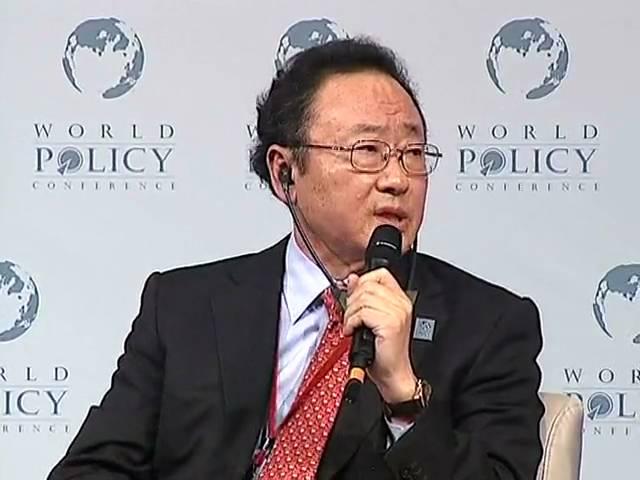 Sakong Il - Plenary Session Part 3