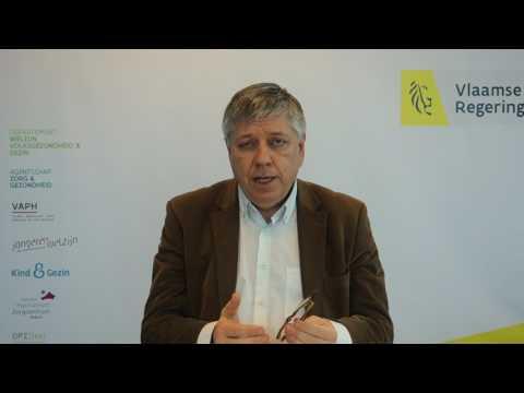Minister Jo Vandeurzen over samenwerking zorg en politie