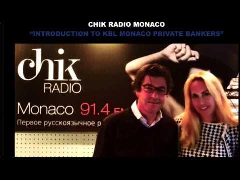 Eugenia Smerkis radio interview for Chik Radio Monaco - Part 1 - February 2015
