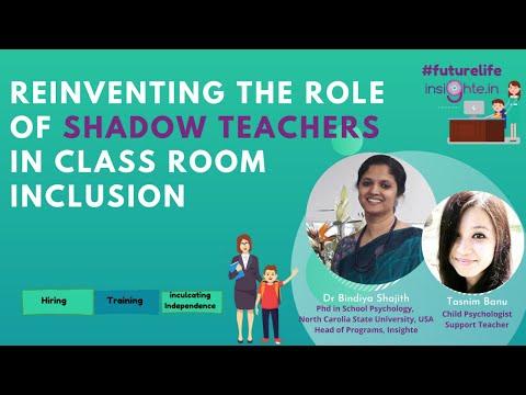 role-of-shadow-teachers-in-classroom-inclusion-|-dr-bindiya-shajith-on-inclusion-webinar