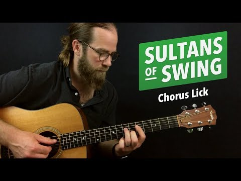 Sultans Of Swing Chorus Lick (Warm Up Exercise #3)