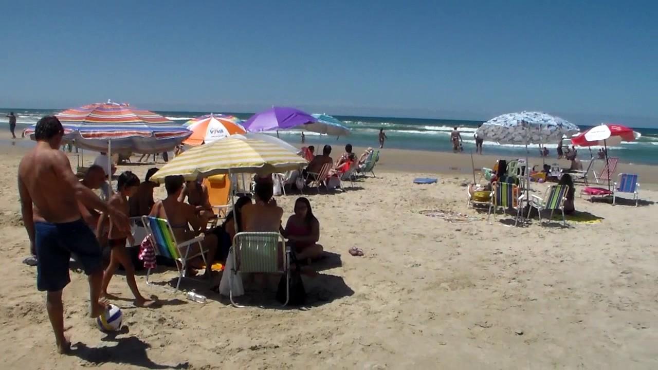 cb6aa13f4c Praia Paraíso Verão 2017 - Torres RS  Mauro C.de Jesus. - YouTube
