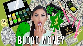 The NEW Jeffree Star Cosmetics Summer Collection 2020 - BLOOD MONEY???
