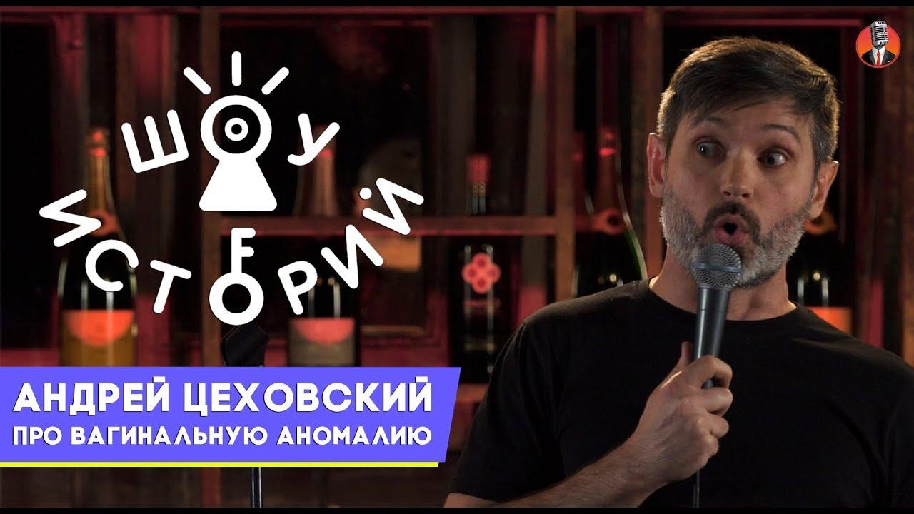 Андрей Цеховский - Про вагинальную аномалию [Шоу Историй]