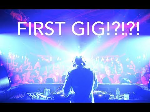 YOUR FIRST DJ GIG!!!  8 RULES TO SUCCEED