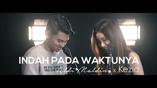 Video Aldy Maldini & Kezia - Indah Pada Waktunya (By Rizky Febian & Aisyah Aziz) download MP3, 3GP, MP4, WEBM, AVI, FLV Juli 2018