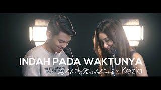 Download Aldy Maldini & Kezia - Indah Pada Waktunya (By Rizky Febian & Aisyah Aziz)