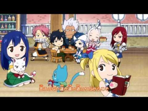 Fairy Tail Ending 7
