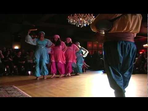 Dabke to Ala Dalouna by Shadia's Mirza Dance Ensemble