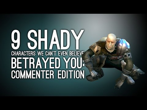 9 Shady Characters We Can't Even Believe Betrayed You: COMMENTER EDITION
