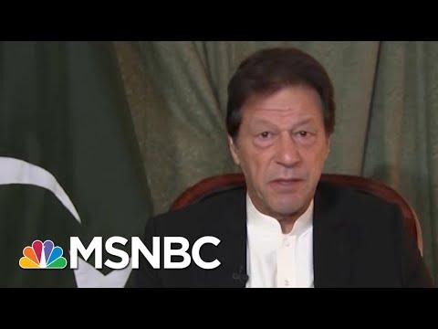 Pakistani PM Open To President Donald Trump's Help In Kashmir | Morning Joe | MSNBC