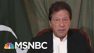 Pakistani PM Open To President Donald Trump's Help In Kashmir | Morning Joe | MSNBC