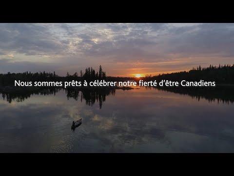 Air Canada : Bonne fête du Canada