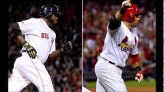 World Series 2013 Prediction: St.Louis Cardinals vs Boston Red Sox