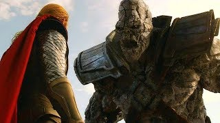 Thor vs Stone Giant - Vanaheim Battle (Scene) Movie CLIP HD