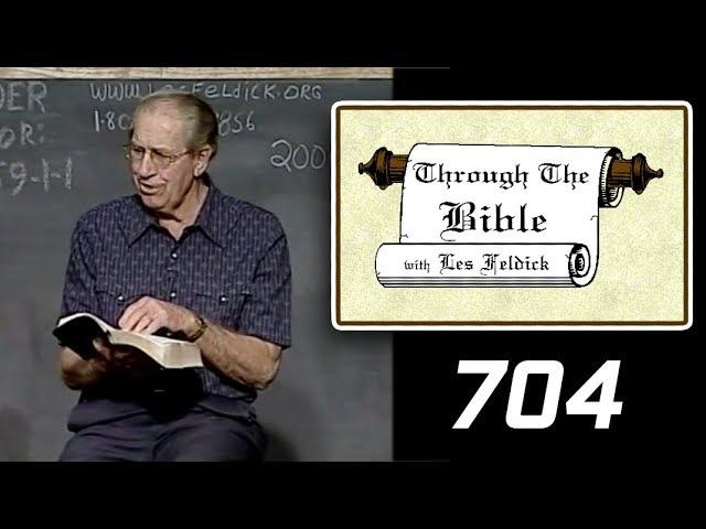 [ 704 ] Les Feldick [ Book 59 - Lesson 2 - Part 4 ] Revelation 1:11-2:10 |b