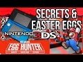 Nintendo 3DS Secrets & Easter Eggs - The Easter Egg Hunter
