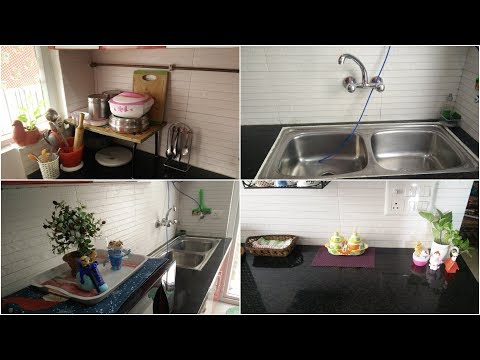 11 GREAT TIPS/HABITS TO KEEP KITCHEN NEAT N CLEAN