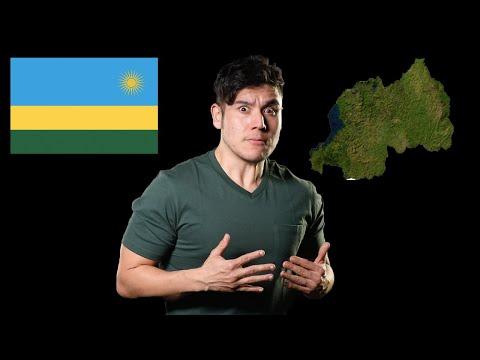 Geography Now! RWANDA