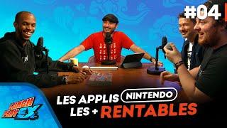 Les applications Nintendo les plus rentables - Lunch Play EX #04