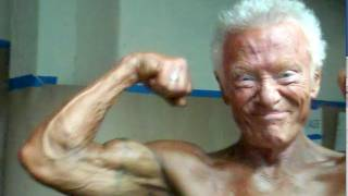 Paul Stone 76 year old NATURAL BODYBUILDER