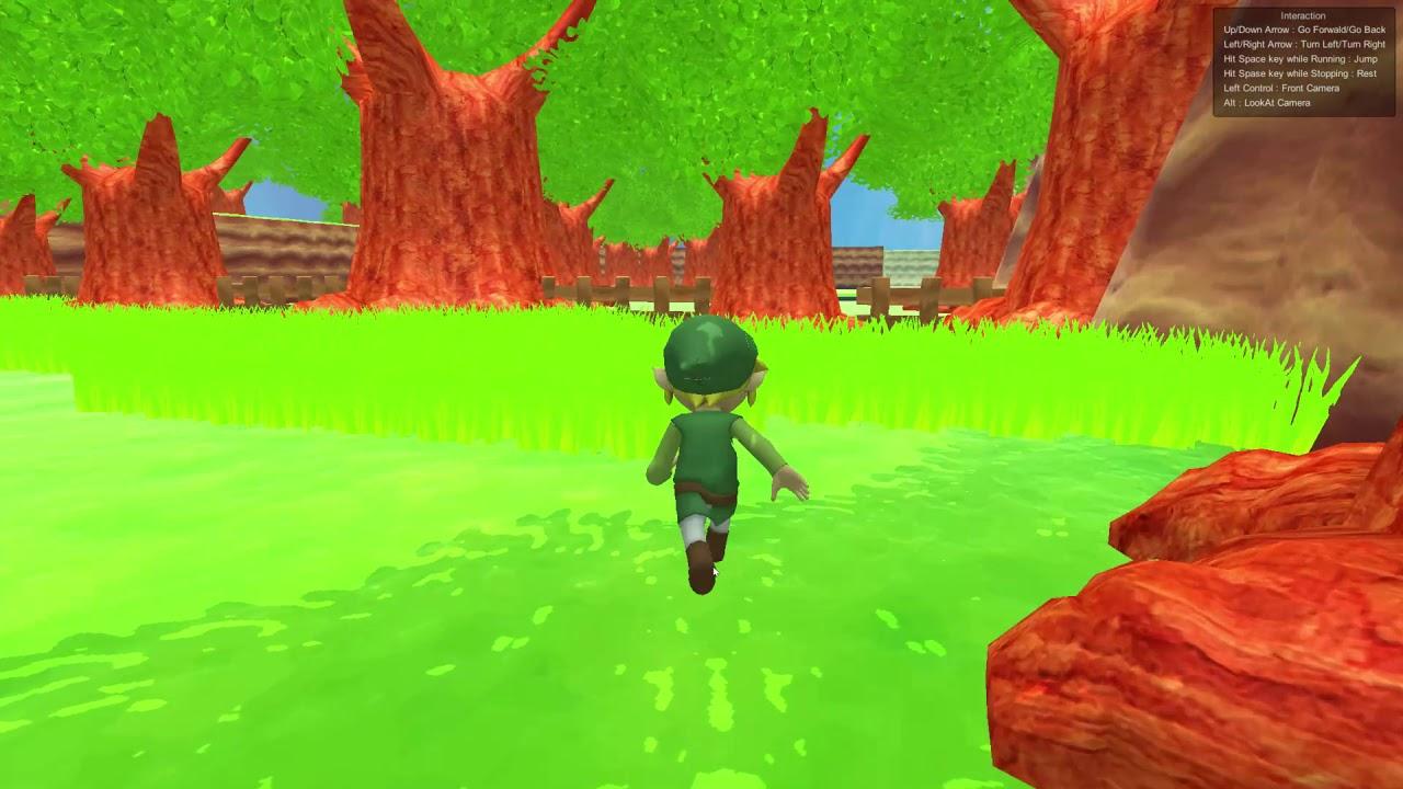 The Legend of Zelda: The Minish Cap Remake - Demo Video | GBAtemp