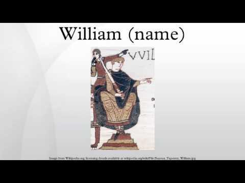 William (name)