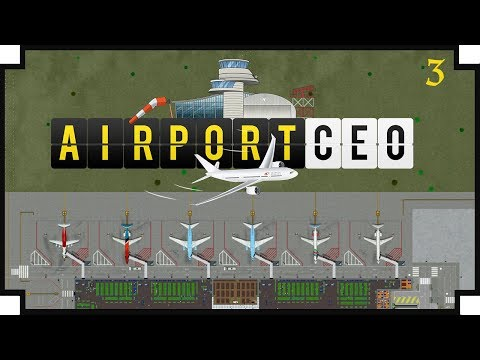 "Airport CEO - ""The Best Airport..."" - (part 3)"