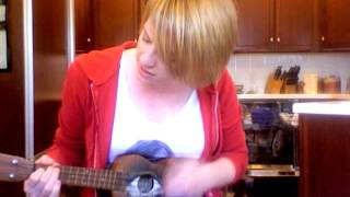 Intermission (Scissor Sisters cover on ukulele)